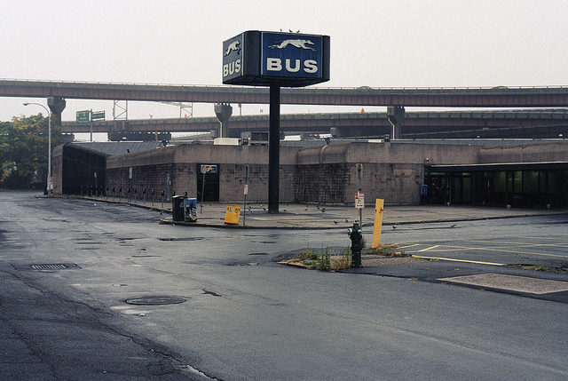 (Photo by Michael P. Farrell/Times Union. From http://www.timesunion.com/local/article/Churchill-Albany-s-Greyhound-station-is-a-5320974.php)
