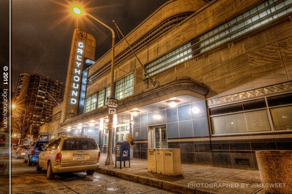 Photo from bigcitybaby.com/2011/12/10/cleveland-greyhound-station/