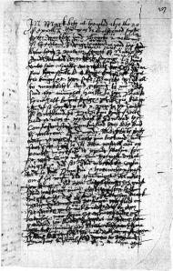 Simon Forman's diary