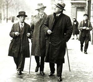 James Stephens, James Joyce, John Sullivan