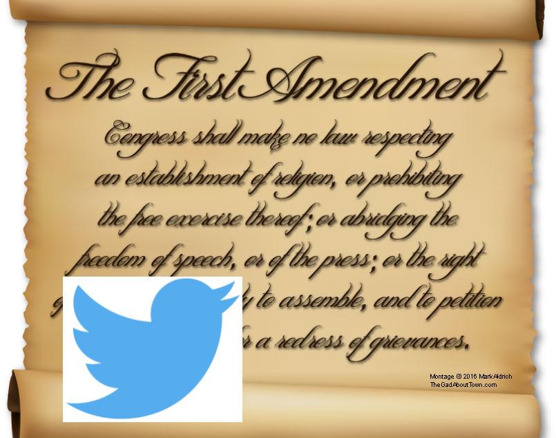 1stAmendmentTwitter