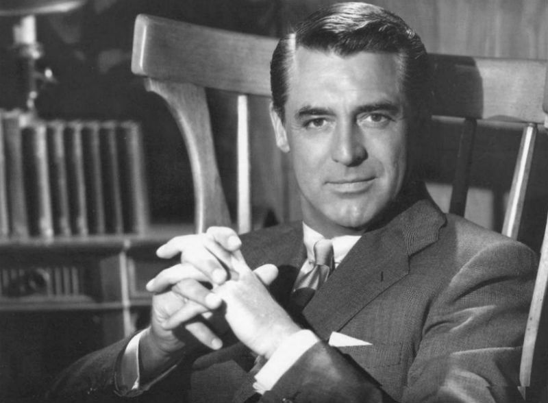 Cary grant naked think, that