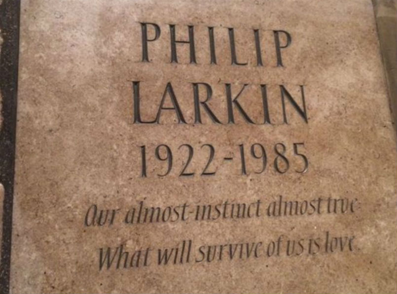 essay on aubade philip larkin