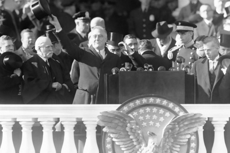 January 20 in history the gad about town for First president to be inaugurated on january 20